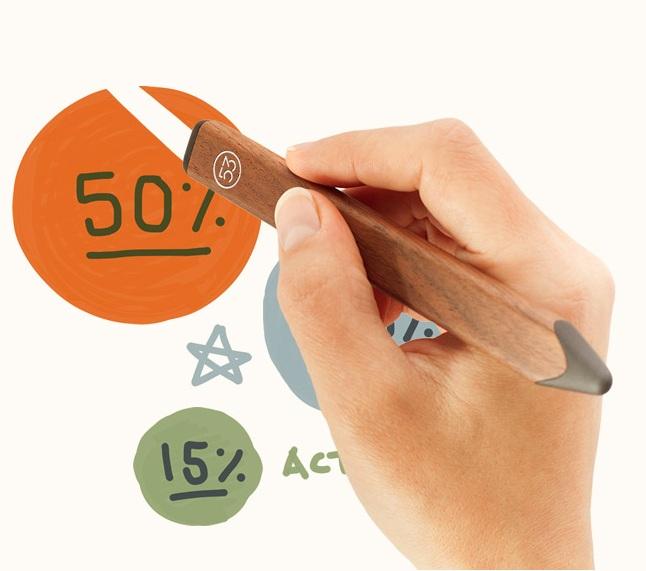 iPadで楽々高機能鉛筆!「Pencil」