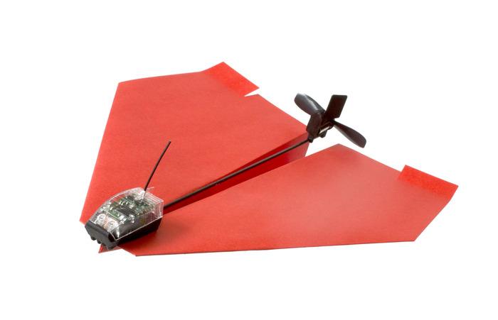 本当に、本当によく飛ぶ紙飛行機!