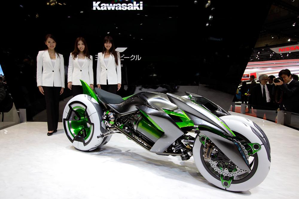 カワサキの新型バイク「J」がかっこいい!