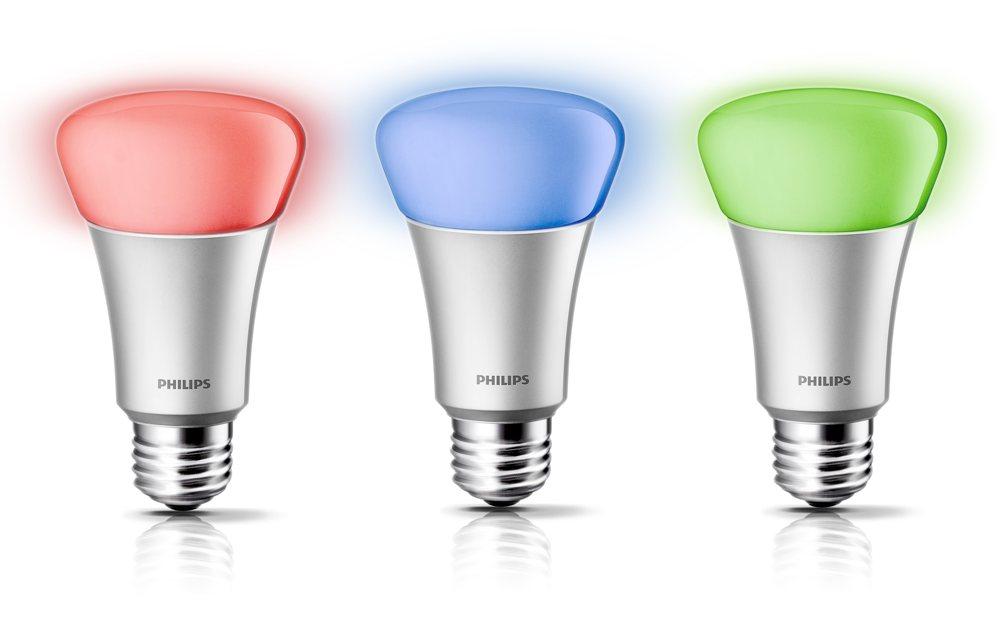 これはすごい!スマホで照明を好みの色、明るさに瞬時に変えることができるLED電球!