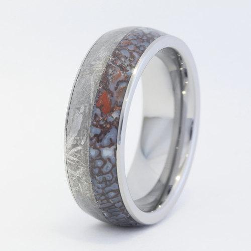 ダイヤモンドよりも価値のある恐竜の骨で作られた指輪が海外で話題!