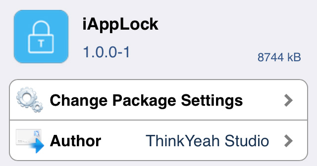個別にアプリにパスコードロックをかけることができる iAppLock!!