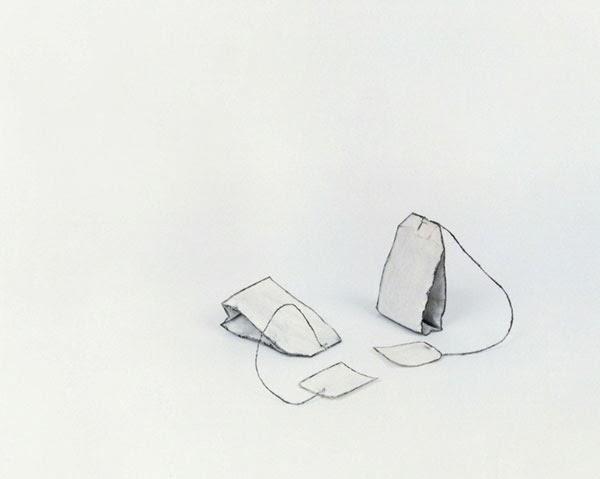「リアルに見えるスケッチ」のように見えるアート!![10 pics]