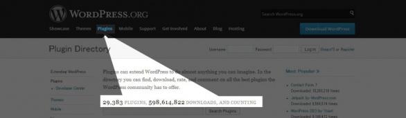 WordPressに関する14個の驚くべき統計!!