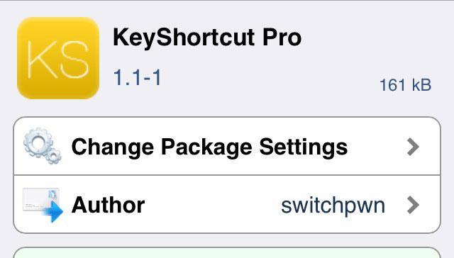 KeyShortcut Pro キーボードショートカットで楽々タイピング!!