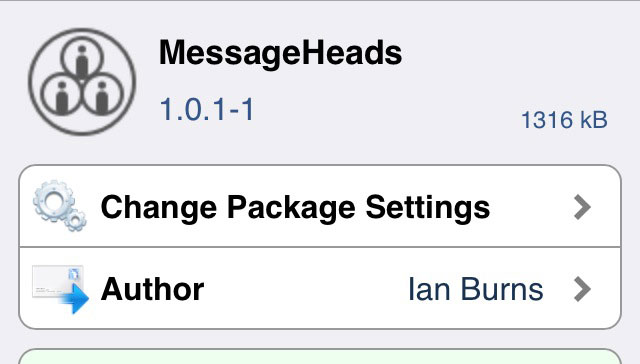 MessageHeads メッセージアプリを更に使いやすく!!いつでもすぐにSMS!!