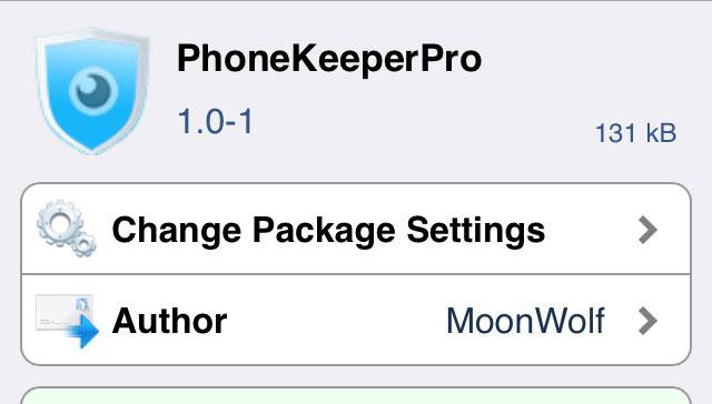 PhoneKeeperPro パスコード入力に失敗した瞬間の写真を撮るTweak!!