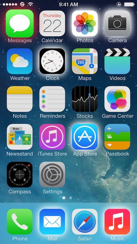 ActiveBoard バックグラウンドで動いているアプリをぼんやりと光らせてくれるTweak!!