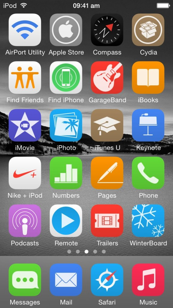 [Theme] iPhone新作アイコン、WinterBoardテーマ7種!!(2014/06/06)