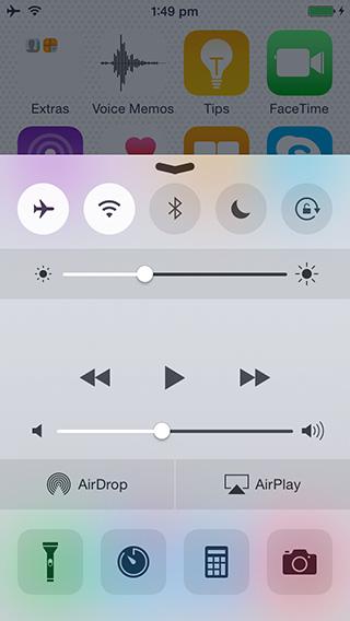 iOS8 beta4 デベロッパー用に様々な新機能と共に登場!!