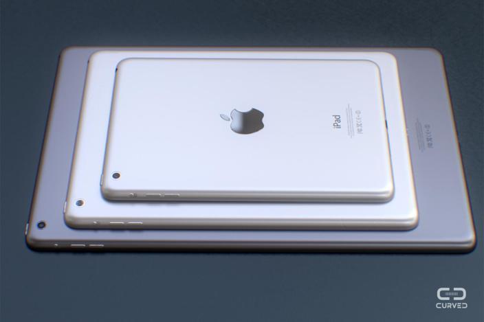 Appleは2015年の初めに12.9インチのiPadをリリースする予定?!