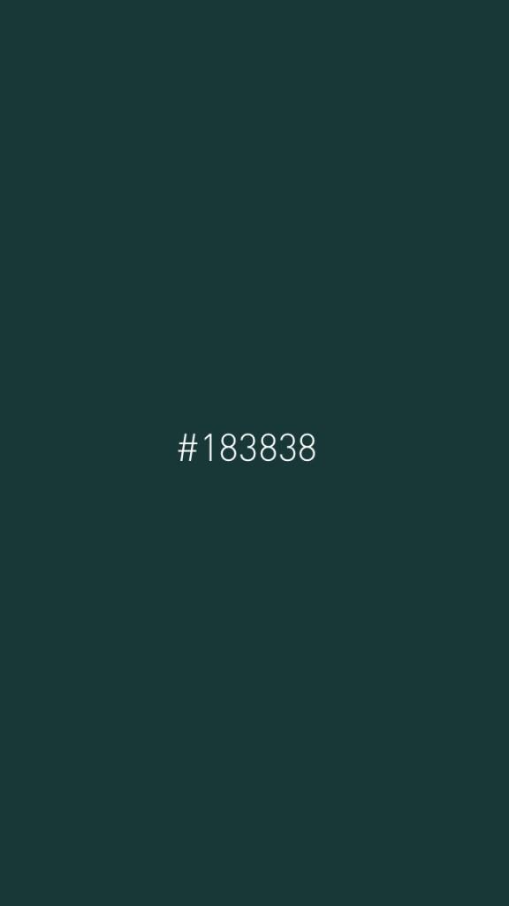 [LockHTML GroovyLock] Color Clocks 時刻に合わせて色が変わる16進数のカラーコードウィジェット