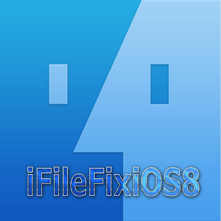 iFileFixiOS8