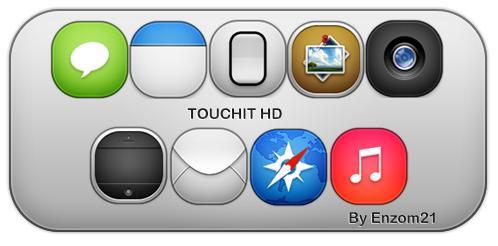 [Theme] iOS 8対応 新作テーマ4種!! AffeCti0n 8, Ar0ma HD, Touchit iOS 8, Zen8(Winterboard)