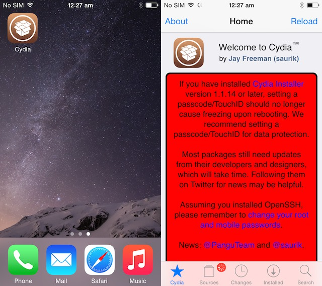 MacでPanguを使ってiOS 8   iOS 8.1を脱獄する方法!!iPhone・iPad・iPod touch