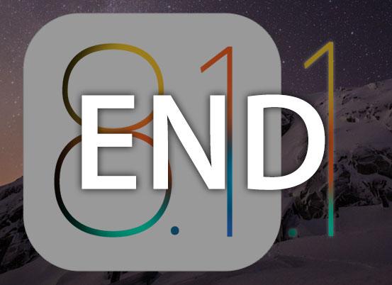 iOS 8.1.1の署名が停止に。現在iOS 8.1.2のみが署名を発行中。