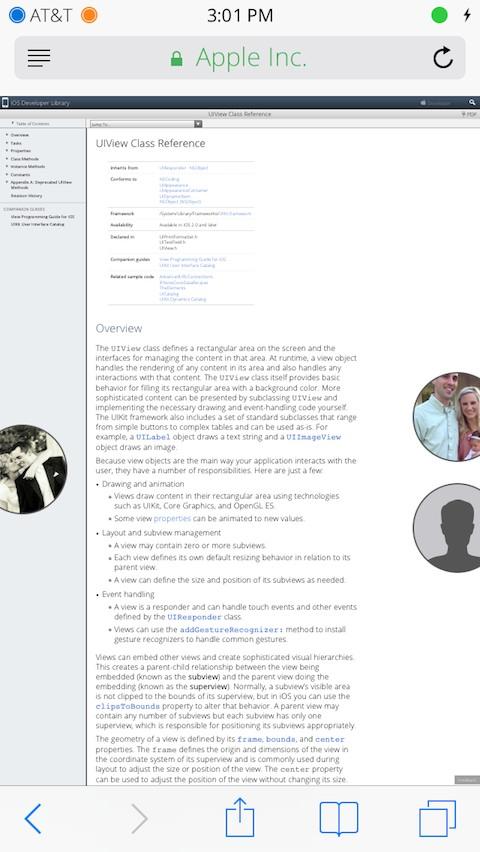 MessageHeads 2がリリースし、iOS 8に対応。メッセージアプリをFacebook風チャットヘッドに。