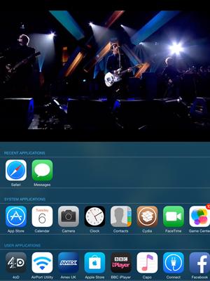 SideBySide : ReachAppに対抗するマルチタスクスクリーンTweak [脱獄アプリ]