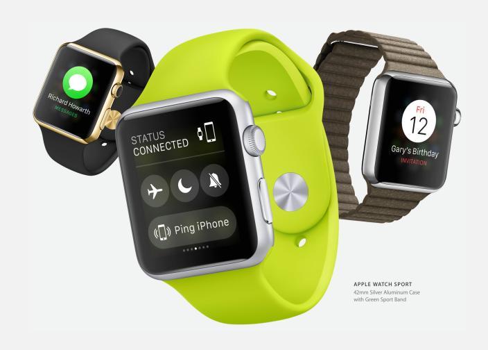 iOS8.2ベータ版ではApple WatchのBluetoothのサポートが追加