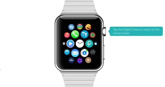 Watch Demo : Apple Watchを体験できるインタラクティブデモサイト