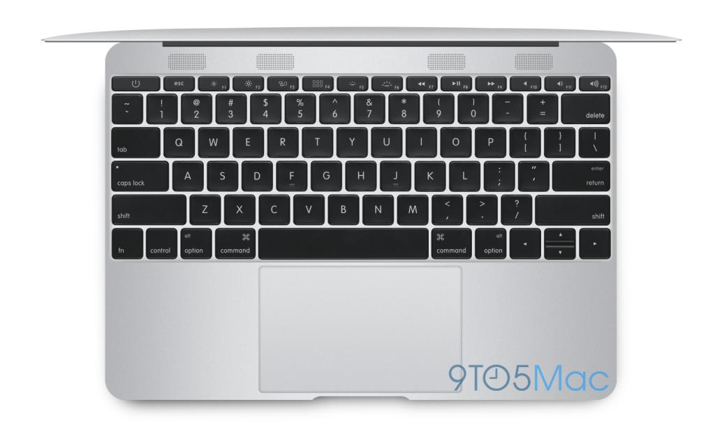 12インチRetina MacBook Airは2015年半ばに発表か